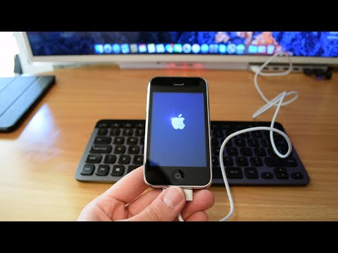 How to replace the battery of iPhone 3GS in 10 minutes!
