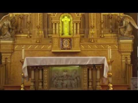 Video Tour of Holy Redeemer Catholic Church