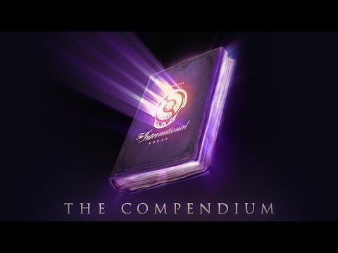 Dota 2 TI4 Compendium