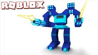 Roblox Adventures - BUILD A GIANT ROBOT MECH AND SURVIVE! (Build A Mech)