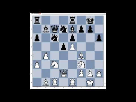 Deep HIARCS vs Deep Fritz - Sweden 2012