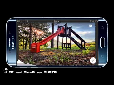 Snapseed - How to post-produce a photo from your smartphone