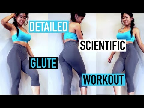 Detailed SCIENTIFIC Glute Exercises | Toronto Vlog + Grocery Haul
