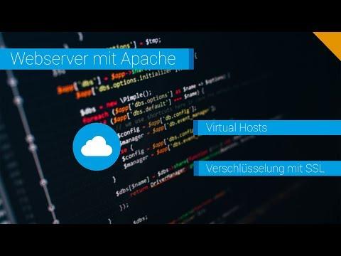 Tutorial [001] ║Apache Webserver mit SSL-Zertifikat aufsetzen