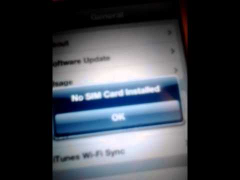 How to Configure MMS APN Settings For iPhone 4G/4S/5 Gophone ios 6