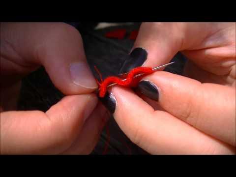 -how to make felt flowers- :) Easy!!!! ♥