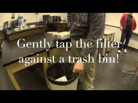 How to change your epson filter