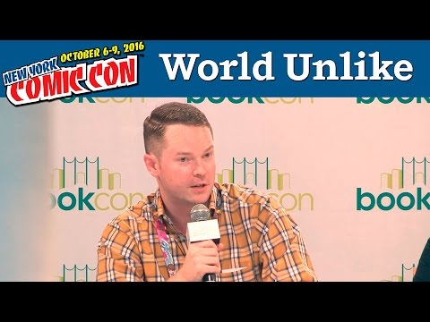 A World Unlike Any Other: Importance of Setting in Fantasy and Sci-Fi | New York Comic Con 2016