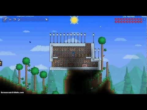 Terraria: How To Craft: Excalibur [OLD VERSION]
