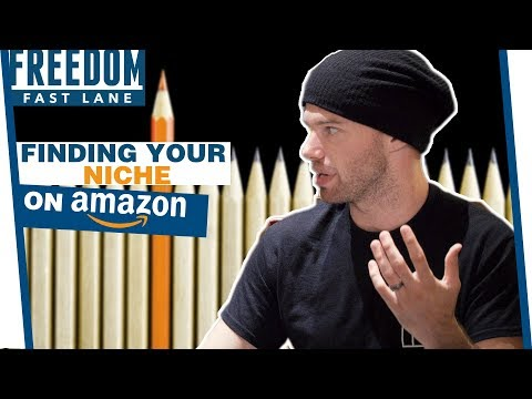 How to Find Your Niche on Amazon