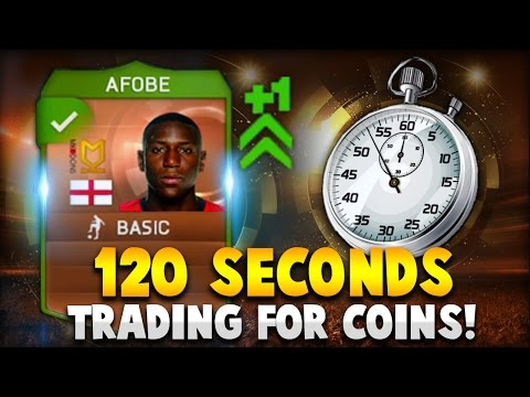 FIFA 15 - 120 SECONDS TRADING - BEST BRONZE COINS!!! Fifa 15 Best Trading Methods!