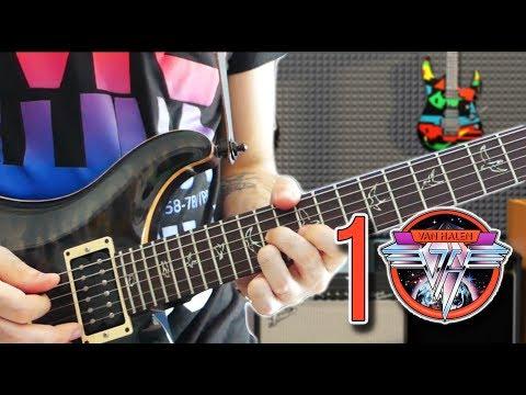 Top 10 Riffs: Van Halen