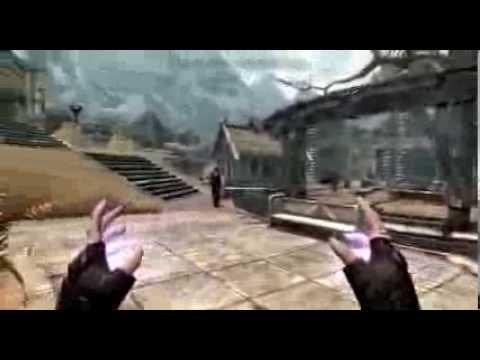 Lightning Push Mod-Skyrim Mods