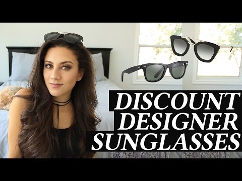 Where I Buy Designer Sunglasses and Prada Unboxing