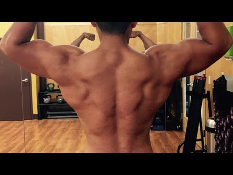 How to: Get a Wide Thick Back