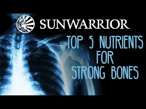 Top 5 Nutrients for Strong Bones | Jason Wrobel