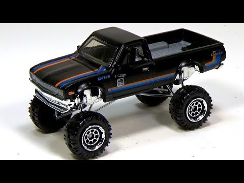 Building a Lifted\Working Suspension for your Hot Wheels or Matchbox vehicle.