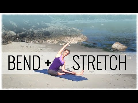 Hatha Yoga with Melissa Krieger: Bend and Stretch