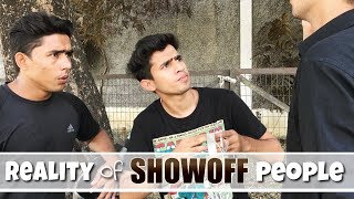 REALITY OF SHOWOFF PEOPLE | Round2Hell | R2H