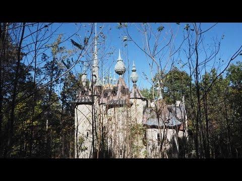Abandoned Castle Mont Rouge in Rougemont, North Carolina UrbEx Urban Exploration