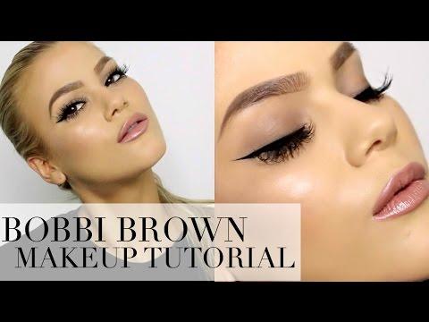 One Brand Makeup Tutorial   Bobbi Brown   My Work Makeup