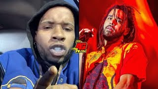 """Tory Lanez Goes Off After J. Cole Drops """"Middle Child"""" Says He's Better Than Everyone Musically"""