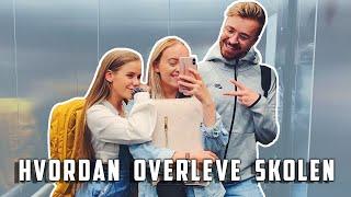 Back2School med Sara Høydahl og Joakim Kleven!