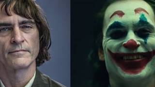 Joker Movie-Do we finally see The Joker with makeup?