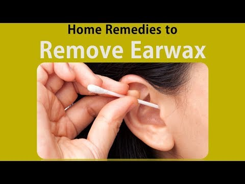 Home Remedies to Remove Earwax - Hydrogen Peroxide &  Baking Soda