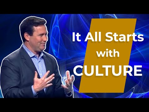 It All Starts with CULTURE