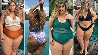 Plus-Size Bikini & Swimsuit Try On Haul 2018   Bora Bora