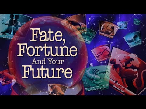 Beyond Today -- Fate, Fortune and Your Future