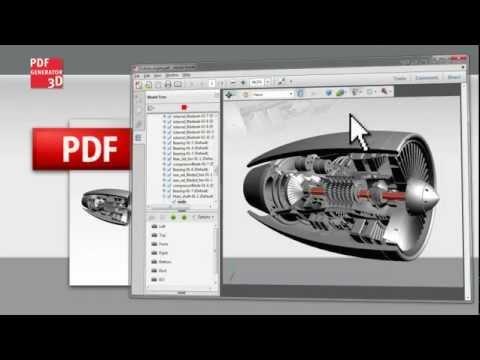 PDF Generator 3D English
