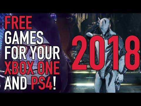 8 BEST games that are FREE to play on PS4 and Xbox One