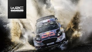 FIA World Rally Championship 2017: Tribute to M-Sport