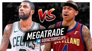 Kyrie Irving vs Isaiah Thomas EPIC Duel Highlights from 2016-2017 Season!