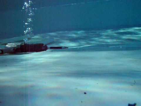 Underwater Main Drain Replacement (VGB Compliant)