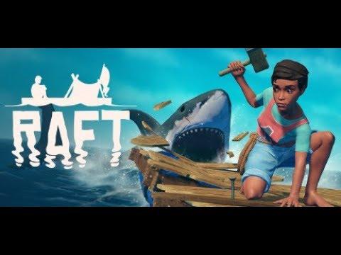 Raft Episode 1: Sig hej til Hajen Ib [DK]