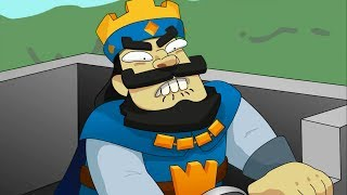 Clash Royale New Animation about Mega Knight, Excutioner and Night Witch will be uploaded this week!