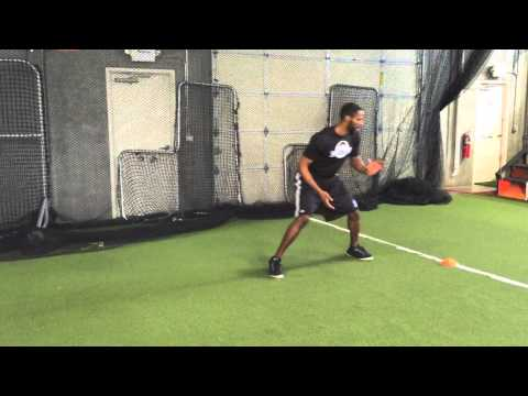 Developing lateral quickness