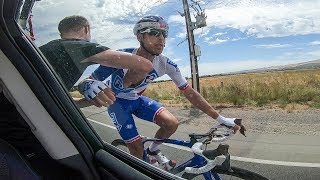 Tour Down Under 2018: INSIDE A TEAM CAR!