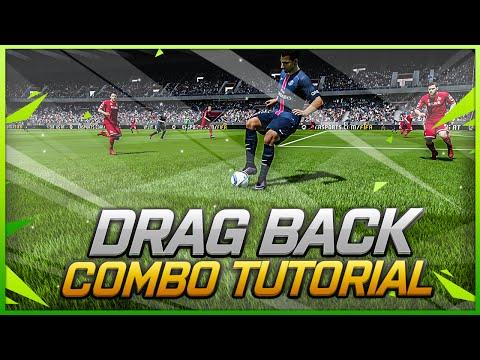 FIFA 16 Learn Effective Skill Combo - Ball Roll Drag Back Tutorial / Tips & Tricks