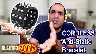 Cordless Anti-static Bracelet, Garbage or Junk?