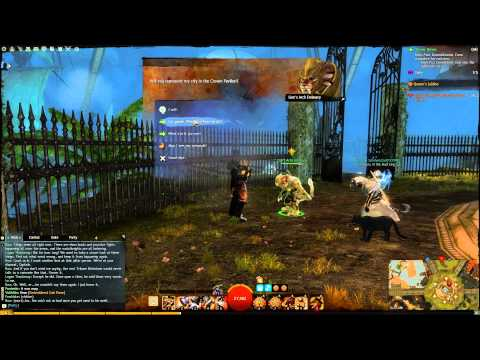 Guild Wars 2 - Queen's Jubilee - Info/Thoughts Part 1