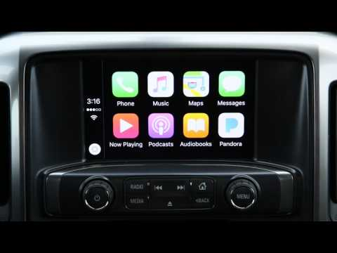 How To Connect Your Apple CarPlay in Your Chevrolet Silverado