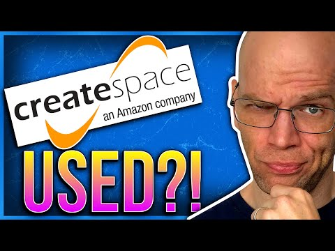 Unsold Createspace Books Sold as Used on Amazon