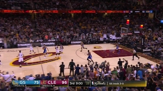 Quarter 3 One Box Video :Cavaliers Vs. Warriors, 6/8/2017
