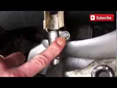 How To - Fix Vauxhall / Opel Gear Box Linkage Fault, Repair And Set Up
