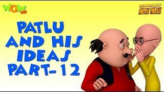 Patlu & His Ideas - Motu Patlu Compilation- Part 12- As seen on Nickelodeon