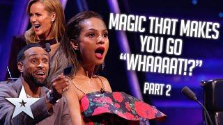 "MAGIC that makes you go ""WHAAAAT!?"" | PART 2 | BGT 2020"